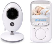 VB605 Video Baby Monitor Babyfoon Met Camera - Wit