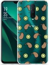 Oppo RX17 Pro Hoesje Kiwi