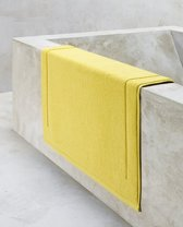De Witte Lietaer  Contessa  –  Badmat  -  60x100 cm - lemon