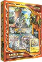 Pokémon Tapu Koko Box - Pokémon Kaarten