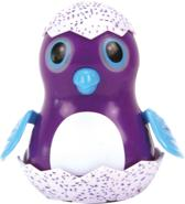 Hatchimals Wind-Up Ei met Licht en Geluid - paars