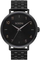 Nixon Arrow All Black Horloge A1090-001