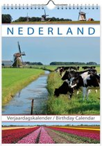 Nederland verjaardagskalender