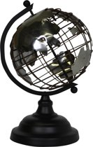 Metalen Wereld Bol-18x25cm-Housevitamin