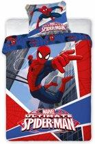 Dekbedovertrek Spiderman ultimate Maat: 1-persoons (140 x 200 cm + 1 kussensloop)