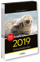 National Geographic scheurkalender 2019