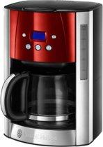 Russell Hobbs Luna 23240-56 - Filter Koffiezetapparaat - Rood