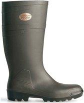Dunlop Hobby PVC W486711 Groen Knielaarzen Heren Size : 42