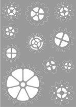 Pronty Mask stencil Gears 470.803.044 A4