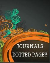 Journals Dotted Pages