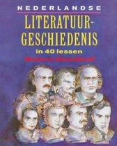 Literatuurgeschiedenis in 40 lessen