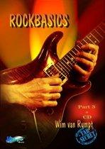 Rockbasics deel 3 - Gitaar methode voor rockgitaar met CD