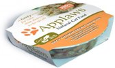 Applaws Cat - Chicken Breast & Duck Pots - 10 x 60 g