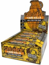Grenade Carb Killa Bars - Eiwitreep - 1 box (12 eiwitrepen) - Banana Armour