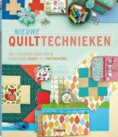 Nieuwe quilttechnieken