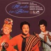 Fred raymond: Maske in Blau