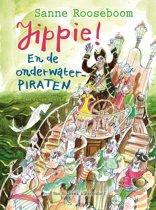Boekomslag van 'Prinses Super 3 - Jippie! En de Onderwaterpiraten'