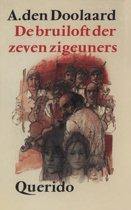 De bruiloft der zeven zigeuners