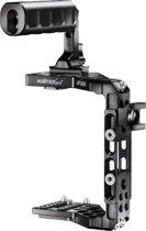 Walimex Aptaris Universal XL II kooi voor camerabescherming 1/4, 3/8'' Zwart