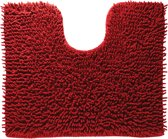 Sealskin Velce wc-mat - 50 x 60 cm - Rood