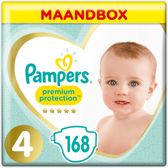 Pampers Premium Protection - Maat 4 (Maxi) 9-14 kg