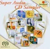 Super Audio Cd Sampler -SACD- (Hybride/Stereo/5.1)