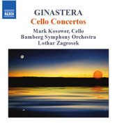 Kosower/Bamberg Symphony Orchestra - Cello Concertos Nos. 1 And 2