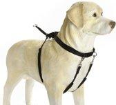 Beeztees Gentle Walker - Hondentuig - Zwart - XL
