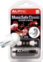 Alpine MusicSafe Classic - Muzikanten oordoppen - Verwisselbare filters - 1 paar