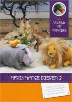 Afrikaanse dieren 2 Atelier vrolijke vilt vriendjes
