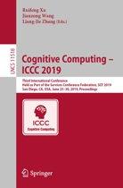 Cognitive Computing – ICCC 2019