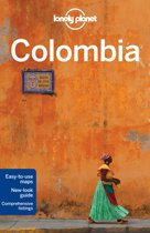 Omslag van 'Lonely Planet Colombia'