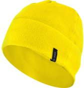 Jako Fleece Beanie Muts - Maat Junior - Unisex - geel