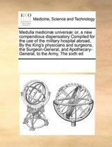 Medulla Medicinae Universae