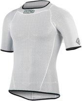 Bioracer Underwear Ondergoed bovenlijf wit Maat XL
