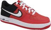 Nike Air Force 1 LV8 1 GS  AV0743-600, Vrouwen, Rood, Sneakers maat: 37.5 EU