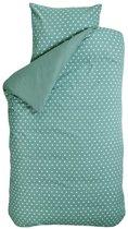 BINK Bedding Big Stars dekbedovertrek Jade Junior (120x150 cm + 1 sloop)