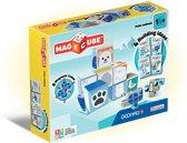 Geomag MagiCube Polar Animals - 8 delig