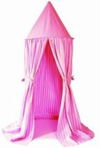 Win Green Speel Hangtent Roze/Streep (Wingreen Hanging Tents)