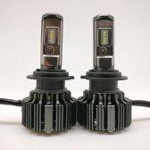 LED Koplampsets H7, 70W, 6200K (7200 Lumen)