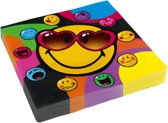 20 Napkins Smiley Express Yourself 33 x 33 cm