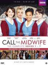 Call the Midwife - Box serie 1-7