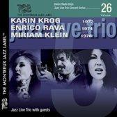 Jazz Live Trio Concert Series Volum