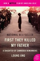 Boek cover First They Killed My Father van Loung Ung