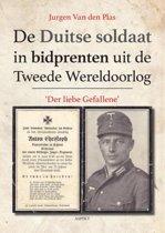 De Duitse soldaat in bidprenten uit de Tweede Wereldoorlog
