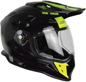 Endurohelm J34 Adventure Shape Neon