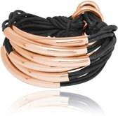TOV Essentials Big Lots Of Cord Tube Armband 1632.004.016