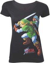 Nintendo - Zelda Ocarina of Time Female Tee - M