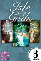 Gods: Alle Bände der göttlich-romantischen Reihe in einer E-Box!