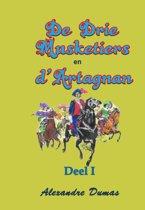 De Drie Musketiers en D'Artagnan deel I